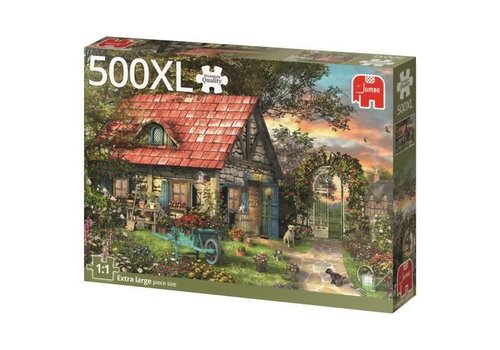 The Garden Shed  - 500 XL pieces