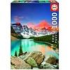 Educa Lac de montagne au Canada - puzzle de 1000 pièces
