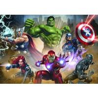 thumb-Avengers - puzzle de 1000 pièces-2
