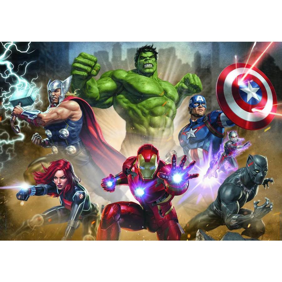 Avengers - legpuzzel van 1000 stukjes-2