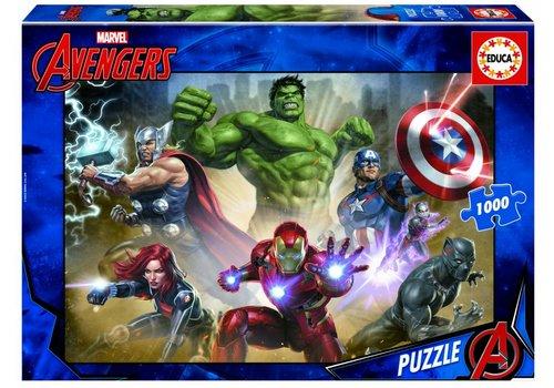 Avengers - 1000 stukjes