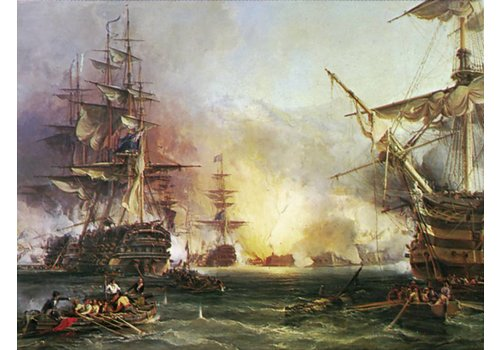 Bombardement of Algiers - 3000 pieces