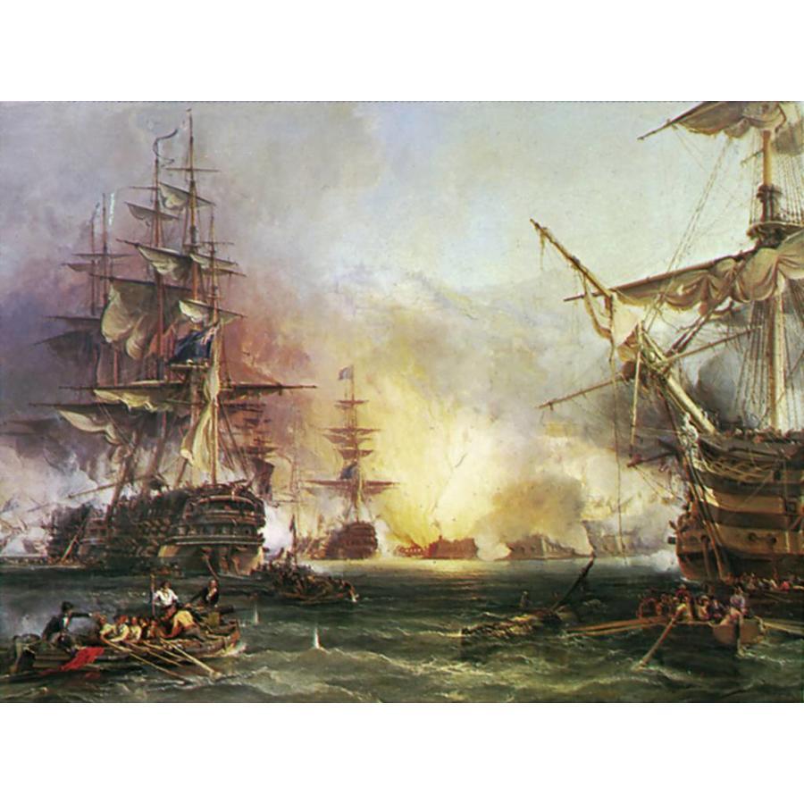 Bombardement van Algiers - 3000 stukjes-1