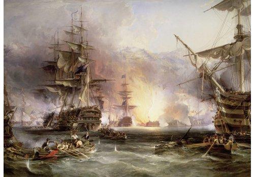 Bombardement van Algiers - 9000 stukjes