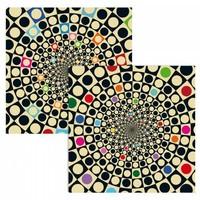 thumb-Puzzle Double Q-Fun - Puzzle Recto-Verso en Bois - 123 pièces-3