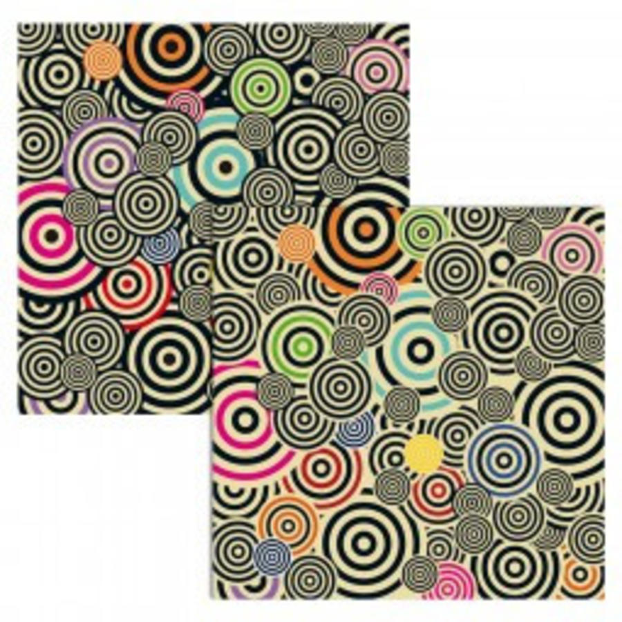 Puzzel Double Q-Mad - Dubbelzijdige puzzel in Hout - 123 stukjes-3