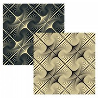 thumb-Puzzle Double Q-Glitter - Puzzle Recto-Verso en Bois - 123 pièces-4