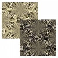 thumb-Puzzle Double Q-Flower - Puzzle Recto-Verso en Bois - 123 pièces-2