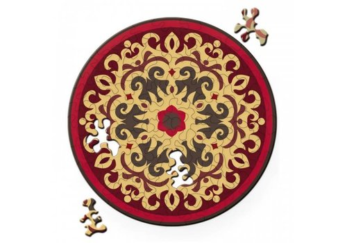 Curiosi Puzzle Double Rose - 88 pièces