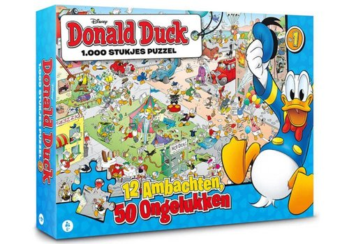 Donald Duck - 1000 pieces