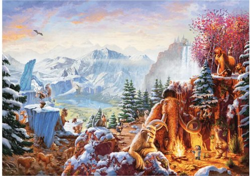 Ice Age - 1000 pieces