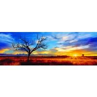 thumb-Zonsondergang in Australië - 1000 stukjes-1