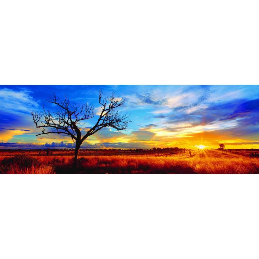 Zonsondergang in Australië - 1000 stukjes-1