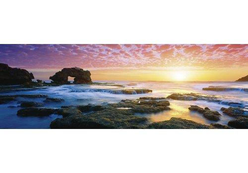 Coucher de soleil à Bay Bridgewater - 1000 pièces
