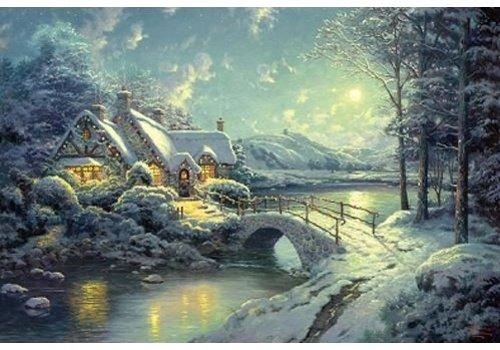 Winter moonlight - 500 pieces