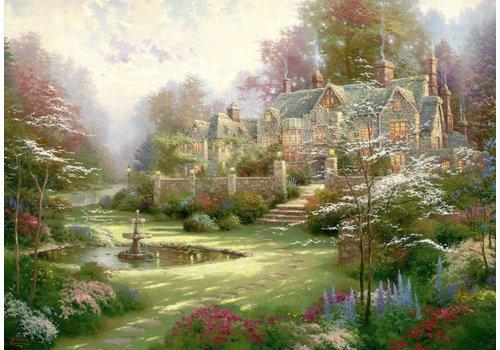 Engels landgoed - 2000 stukjes