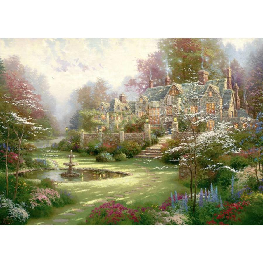 Engels landgoed - 2000 stukjes-1