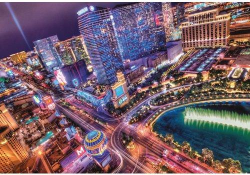 Las Vegas  - puzzel 2000 stukjes