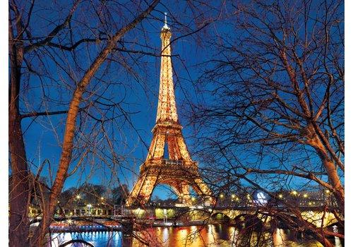 Parijs  - puzzel 2000 stukjes