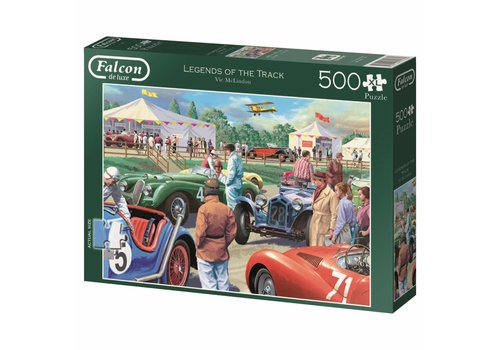Legends of the track  - 500 XL pieces