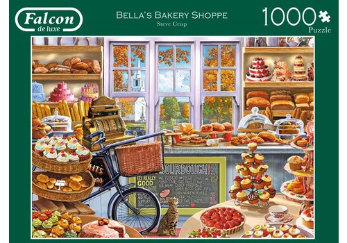 Bella's Bakery Shoppe - 1000 pieces