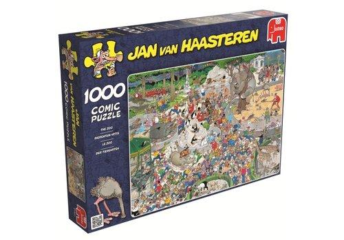 Jumbo De dierentuin - JvH - 1000 stukjes