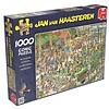 Jumbo De speeltuin - Jan van Haasteren - 1000 stukjes