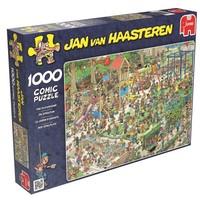 thumb-De speeltuin - Jan van Haasteren - 1000 stukjes-1