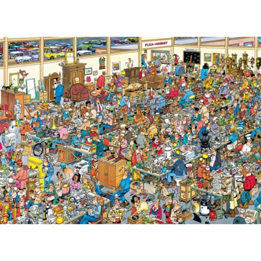 Op zoek naar de schat - Jan van Haasteren - 1000 stukjes-1