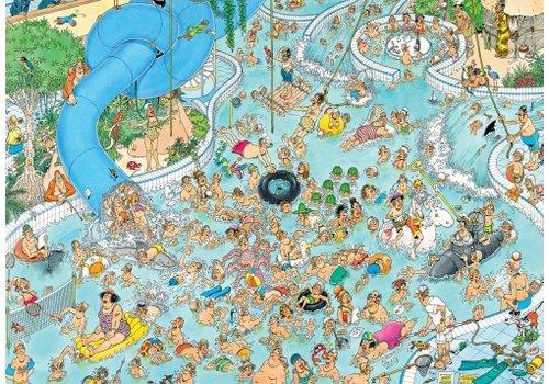 Tropisch Zwemparadijs - JvH - 1500 stukjes
