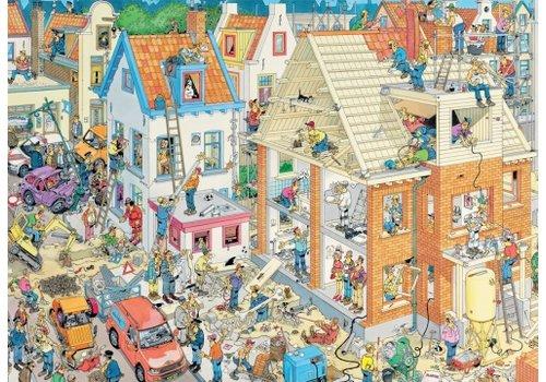 The big yard - JvH - 1500 pieces