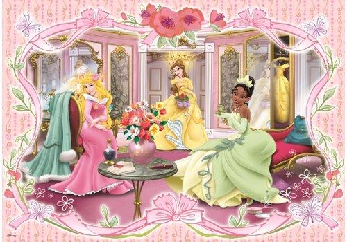 Princesses in the castle - 100 pieces