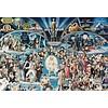 Schmidt Hollywood - puzzel van 1000 stukjes