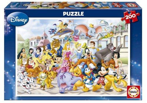 The happy parade - 200 pieces
