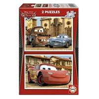 Cars in sight - 2 x 20 pieces
