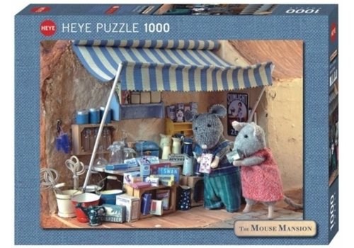 On the market - The Mouse Mansion - 1000 pieces