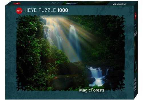 Magische waterval - 1000 stukjes