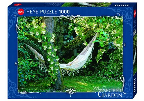 The hammock - 1000 pieces