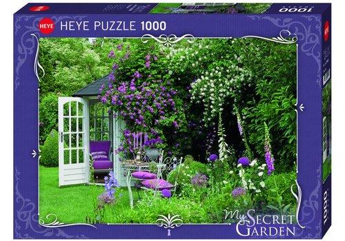 Het paviljoen - 1000 stukjes