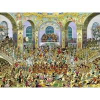 thumb-Balzaal - puzzel van 1500 stukjes-2