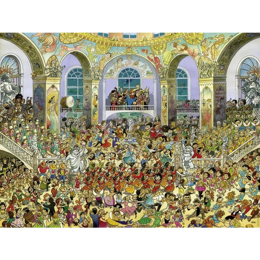 Balzaal - puzzel van 1500 stukjes-2