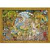 Heye Varkens in de kunst - puzzel van 4000 stukjes