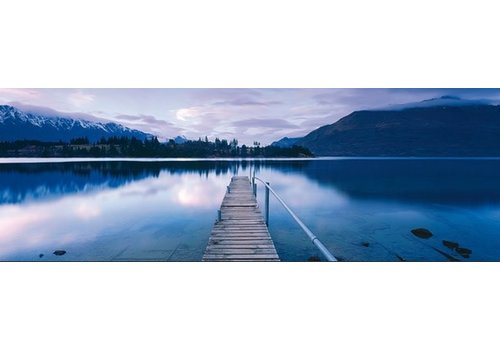 Nieuw-Zeeland op z'n mooist - 1000 stukjes