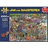 Jumbo Défilé de fleurs - JvH - 1000 pièces - puzzle