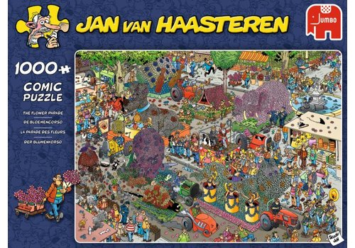 Flower Parade - JvH - 1000 pieces