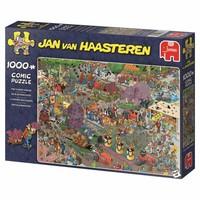 thumb-Défilé de fleurs - JvH - 1000 pièces - puzzle-4