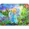 Educa La princesse et la licorne - puzzle de 1000 pièces