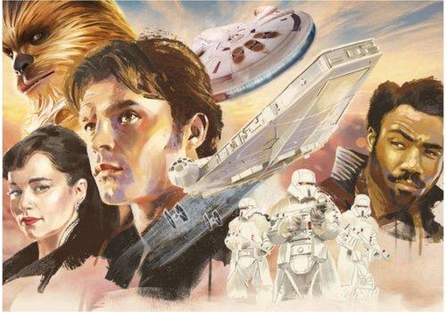 Han Solo - Star Wars - 1000 pieces