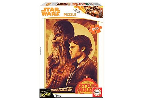 Han Solo - Star Wars  - 500 stukjes