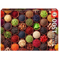 thumb-Epices et Condimentos - puzzle de 1500 pièces-1